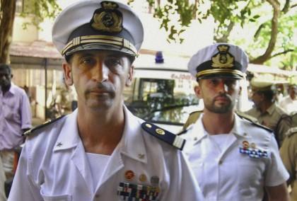 Marò. Corte India:  Latorre può restare in Italia fino all'arbitrato finale