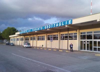 Ryanair scopre gli aeroporti di Foggia e Grottaglie