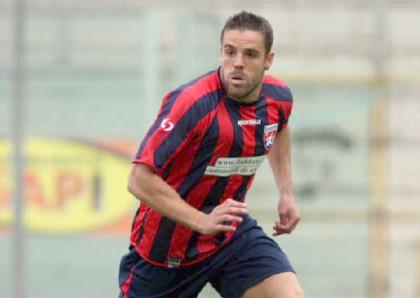 Anche Fabio Prosperi in ritiro con il Taranto F.C.
