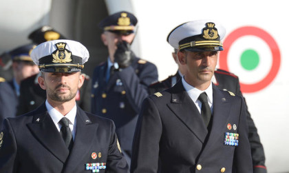 Marò: la Procura del Governo Indiano accetta l'arbitrato