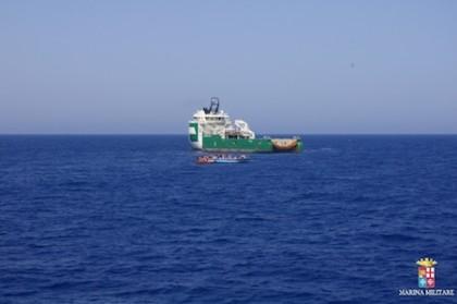 Operazione Mare Nostrum: nuovi migranti in arrivo a Taranto