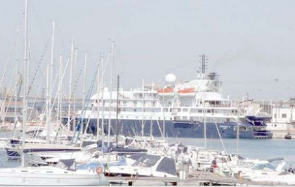 Taranto attrazione per le navi da crociere. Una possibile svolta per l'economia