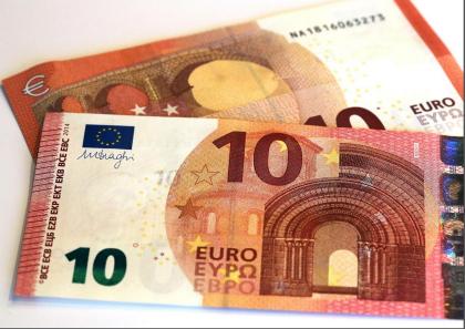 Tra un mese il debutto della nuova banconota da 10 euro