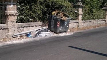 L' AMIU di Taranto riduce le sue perdite, ma il servizio è sempre carente
