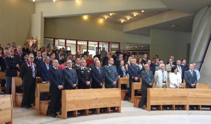 Celebrato S. Michele Arcangelo, patrono della Polizia di Stato