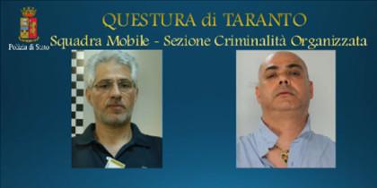 """Blitz antimafia """"Alias"""": gli uomini del clan D' Oronzo-De Vitis non parlano"""