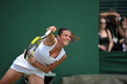 La tarantina Roberta Vinci nei quarti di finale al torneo di tennis a Pechino