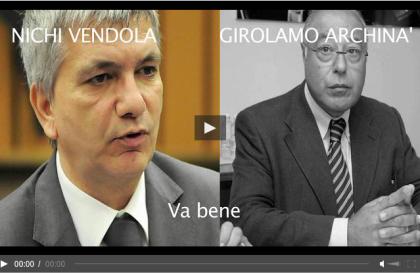 """Musillo segretario provinciale del Pd risponde e ridicolizza Vendola: """"Scenda dal piedistallo"""""""