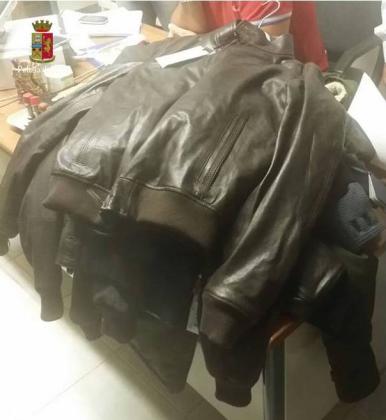 """La Polizia di Stato ha ritrovato la refurtiva rubata nel negozio """"Lord"""""""