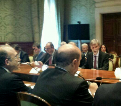 Vertice concluso a Palazzo Chigi per il Porto di Taranto
