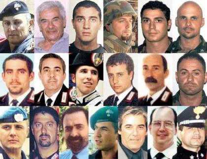 Nassiriya: in ricordo della strage di 11 anni fa dove morirono 19 italiani
