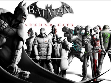 Batman: Arkham City. La città criminale ed il ritorno del cavaliere oscuro