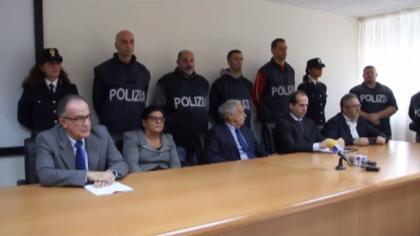 Arrestati dalla Polizia i responsabili della sparatoria di via Diego Peluso