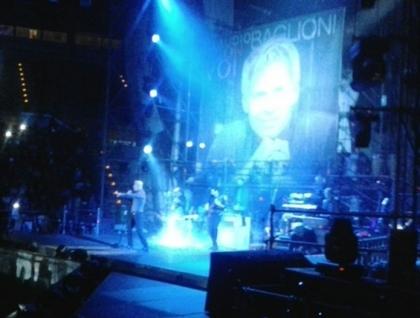 Tutto esaurito per il concerto di Claudio Baglioni a Taranto