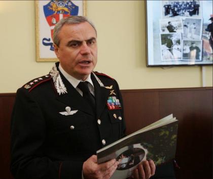 Col. Daniele Sirimarco,