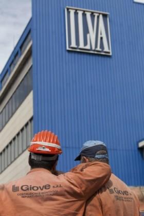ILVA, sottoscritto accordo di solidarietà per 4074 dipendenti