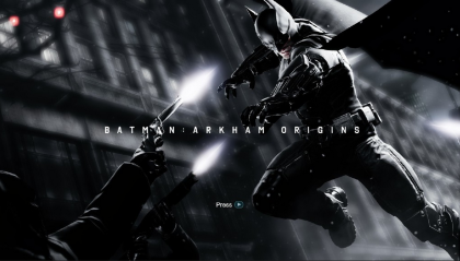 Batman Arkham Origins :   Batman l'inizio