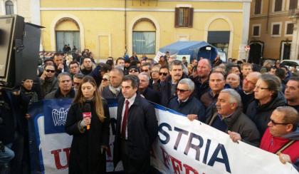 La marcia inutile a Roma della Confindustria jonica