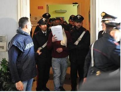 Camorra. Blitz contro i Casalesi. Uno degli arrestati era già detenuto in carcere a Taranto