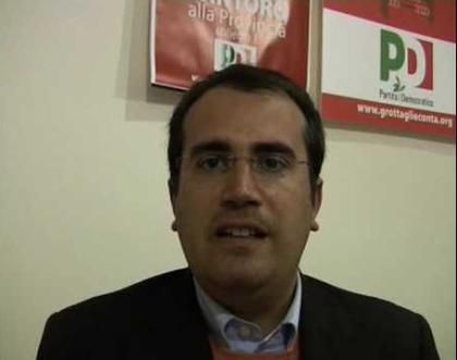 """Caos nel Pd di Taranto. Mancarelli indagato per """"stalking"""" e diffamazione vuole candidarsi alla Regione…"""