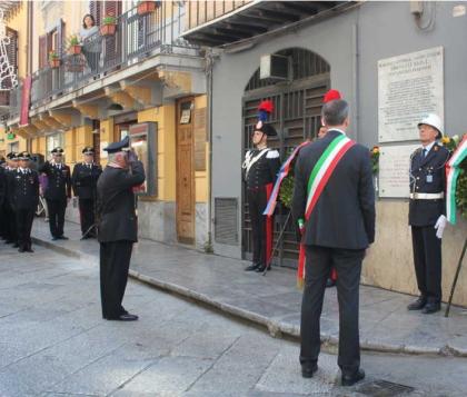 Dopo 35 anni il ricordo del capitano dei Carabinieri Emanuele Basile ucciso dalla mafia è sempre vivo