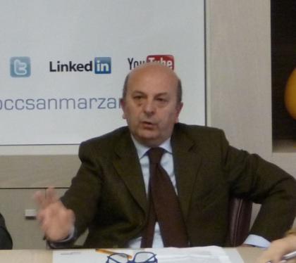 """Dioguardi (Interfidi Taranto): """"La nomina di Massimo Ferrarese quale Presidente di INVIMIT va accolta con grande soddisfazione"""""""