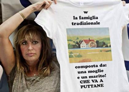 Il marito di Alessandra Mussolini, l' ex-finanziere Mauro Floriani, rinviato a giudizio per prostituzione minorile