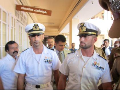 Marò, l'Italia al braccio di ferro: avviato arbitrato internazionale