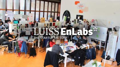 Finindustria holding di Confindustria Taranto  incontra a Roma le startup innovative insediate presso Luiss EnLabs.