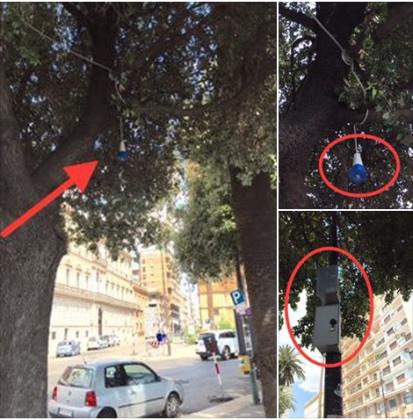Chi controlla gli allacci abusivi sul Lungomare di Taranto ?