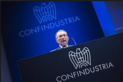 Lettera al Presidente di Confindustria Giorgio Squinzi