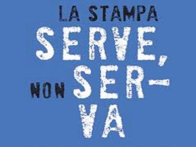 """Per il presidente della Regione Puglia, Michele Emiliano, """"tra i giornalisti c'è tantissima gente che non si arrende mai""""."""