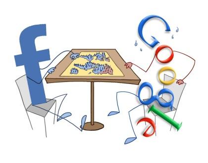 Facebook adesso è più importante di Google per gli editori online