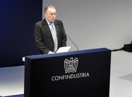 Il Presidente della Confindustria Squinzi a Taranto. Per i sindacati bisogna lavorare per risanare Taranto