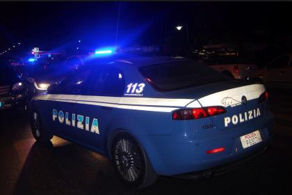 Ai Tamburi sparano colpi di pistola contro due portoni. Nessun ferito