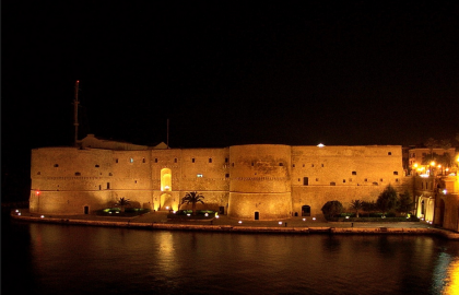 Castello Aragonese, record ad agosto: 79mila visite in 9 mesi