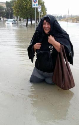 Taranto: piove sul bagnato…la città paralizzata dalla pioggia