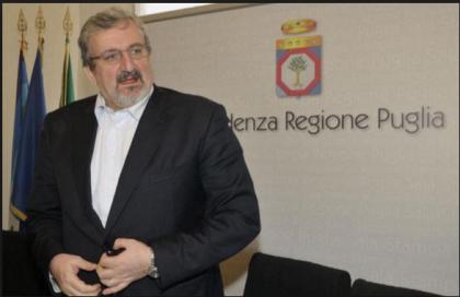 Emiliano blocca  un appalto da mezzo milione di euro della Regione Puglia