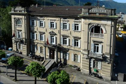 nella foto il Tribunale di Bellinzona