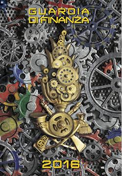 Presentato il calendario storico 2016 della Guardia di Finanza
