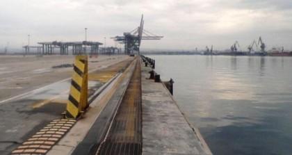 CdG banchina porto