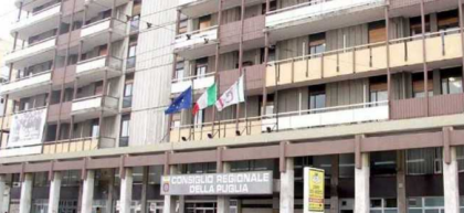 CdG sede consiglio regionale puglia