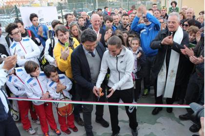 Roberta Vinci: un orgoglio per Taranto