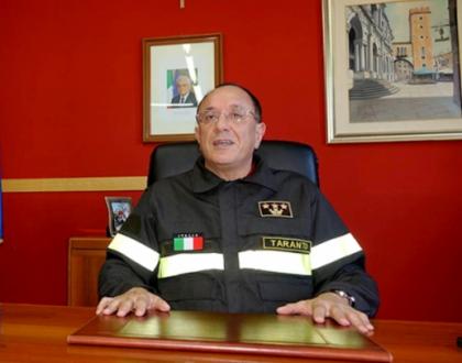 L'impegno dei Vigili del Fuoco nel 2015 per la salvaguardia dei cittadini