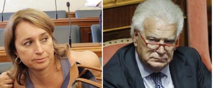 Ecco  chi scelgono ed eleggono in Parlamento i grillini di Taranto…