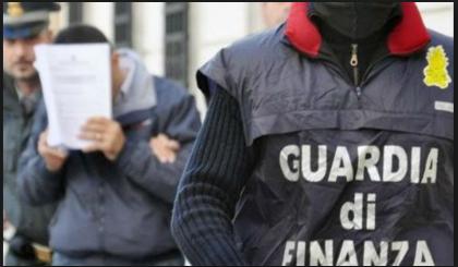 """""""Operazione Cornucopia"""" . La Guardia di Finanza ha arrestato 2 amministratori di società riscossione per """"peculato"""""""
