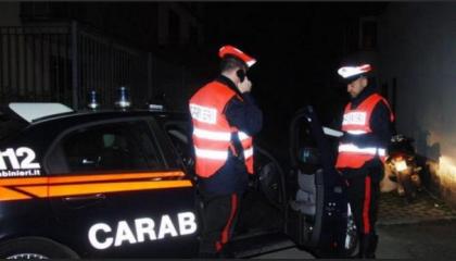 Oltre 800 controlli stradali dei Carabinieri durante il weekend estesi a tutta la provincia