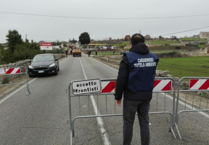 Bloccata dalla Procura la strada statale Martina Franca-Locorotondo a rischio di cedimento