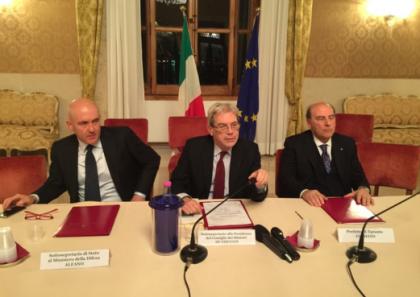 """De Vincenti: """"Radicamento su Taranto, spalle finanziarie forti, rispetto delle determinazione del Governo"""""""