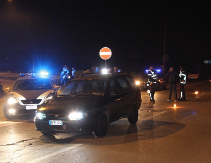A Taranto si continua a sparare. Questa volta alla Polizia.